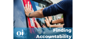 Outside ideas Finding Accountability